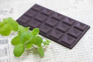 高カカオチョコレートの食べ方